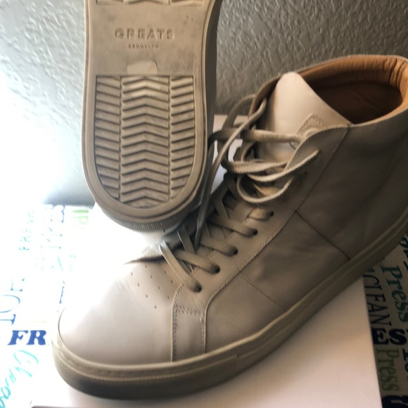 Greats Shoes   Mens Royale High Size 12